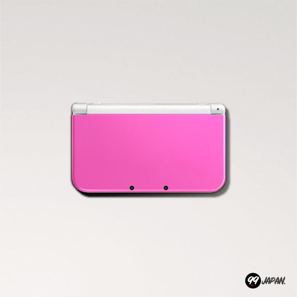 New Nintendo 3DS LL - Pink × White - 99Japan