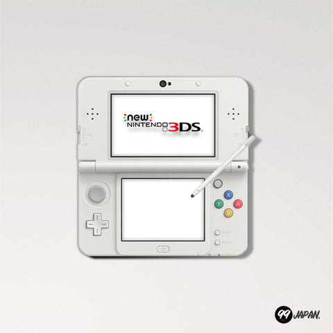 New Nintendo 3DS - White - 99Japan
