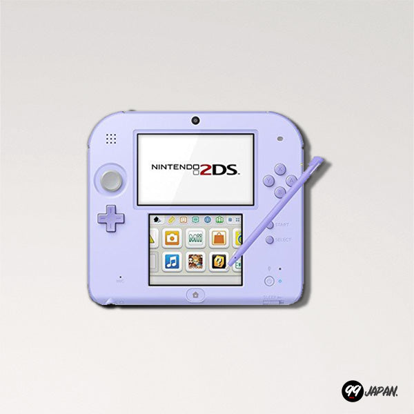 Nintendo 2DS - Lavender - 99Japan