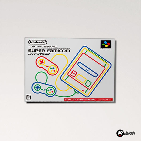 Nintendo Classic Mini Super Famicom - 99Japan