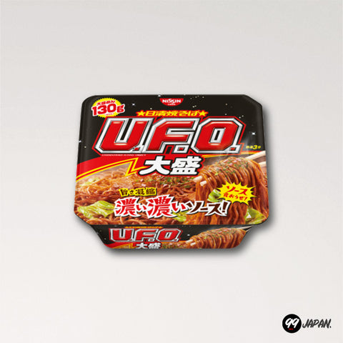 Nissin UFO Yakisoba - Big Bowl - 99Japan
