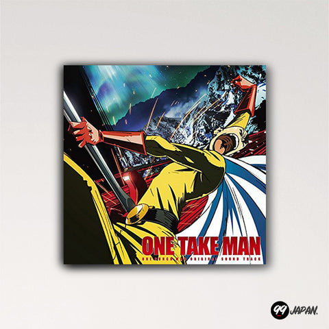 One Punch Man  - Original Soundtrack - 99Japan