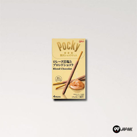Pocky - Blond Chocolate (Salty caramel)
