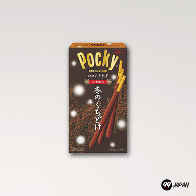 Pocky - Winter Limited Cocoa Powder - 99Japan