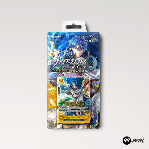 Fire Emblem Cipher - Starter Deck 8: Genealogy of the Holy War - 99Japan