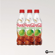 Coca Cola - Clear Lime