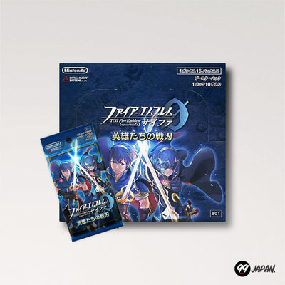 Fire Emblem Cipher - Series 1 Booster Box (16 packs) - 99Japan