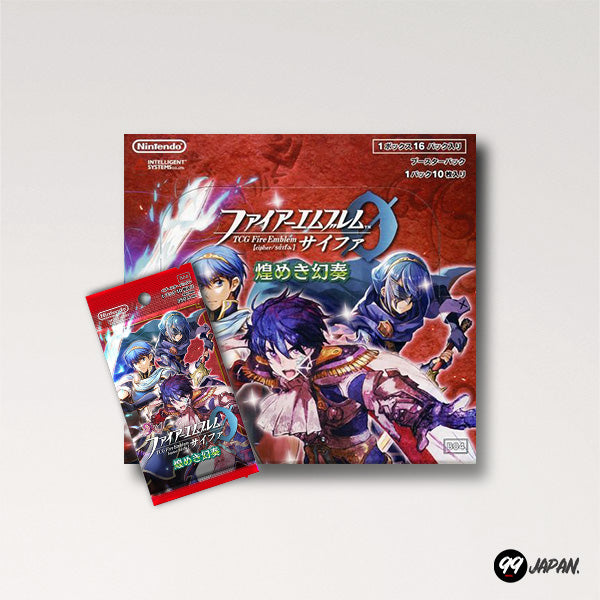 Fire Emblem Cipher - Series 4 Booster Box (16 packs) - 99Japan