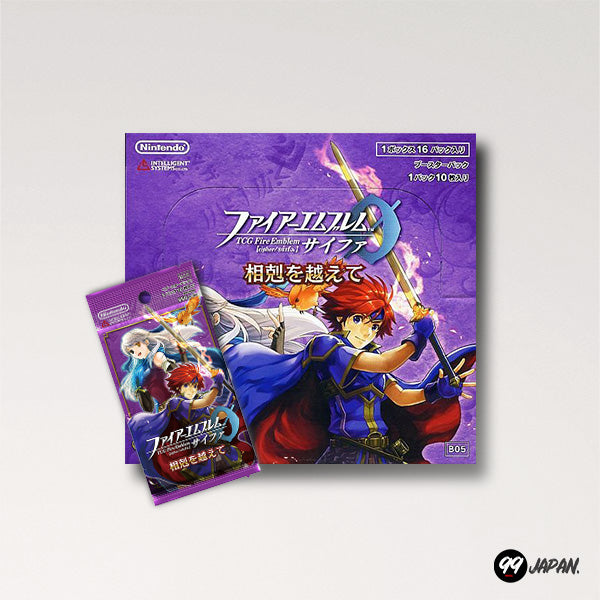 Fire Emblem Cipher - Series 5 Booster Box (16 packs) - 99Japan