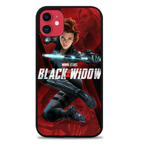 Marvel Black Widow FF0277 iPhone 11 Pro Max Case