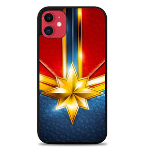Logo Captain Marvel FF0343 iPhone 11 Pro Max Case