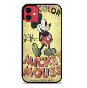 RETRO MICKEY MOUSE F0214 iPhone 11 Pro Max Case