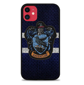 Harry Potter Knit Ravenclaw Wall Crest F0185 iPhone 11 Pro Max Case
