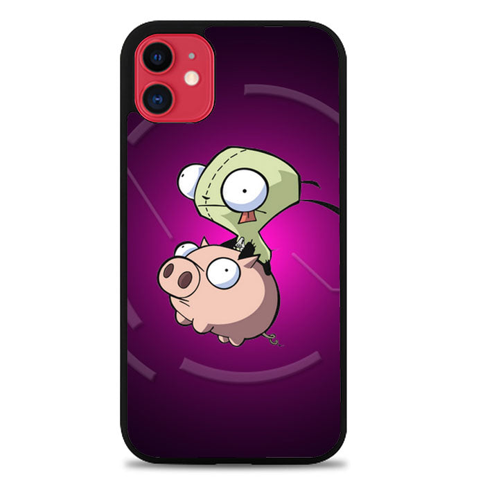 Invader Zim Gir Piggy Z0620 iPhone 11 Pro Max Case
