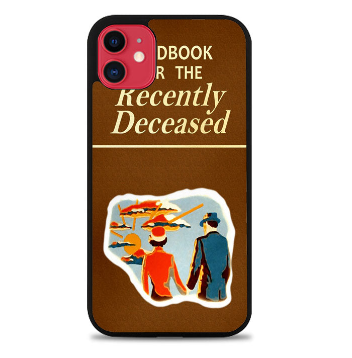 Beetlejuice Handbook For The Recently Deceased iPhone 11 Pro Max Case