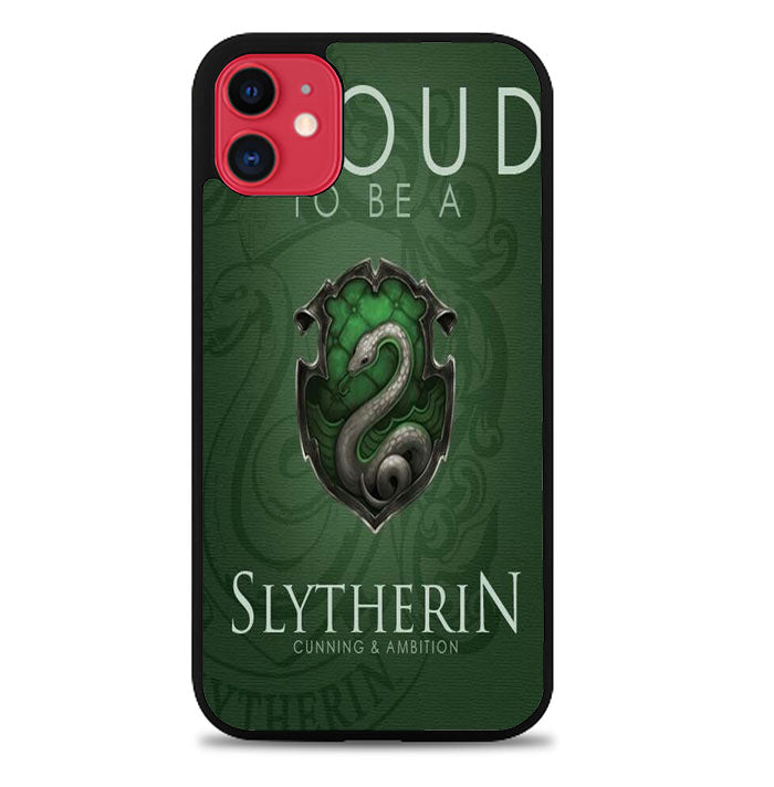 Proud To Be Slytherin F0574 iPhone 11 Pro Max Case