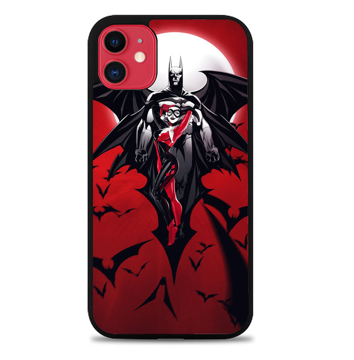 Batman Harley Quinn Z0068 iPhone 11 Pro Max Case