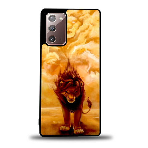 Disney Lion King Z0074 Samsung Galaxy Note 20 5G Case