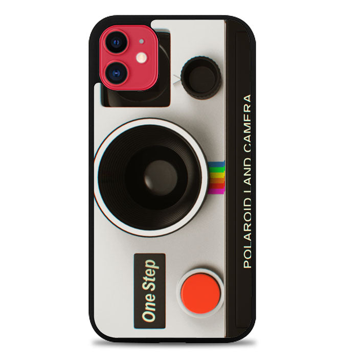 Vintage Polaroid Camera Z0076 iPhone 11 Pro Max Case