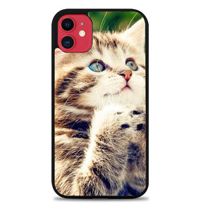 Prayer cat Z0249 iPhone 11 Pro Max Case