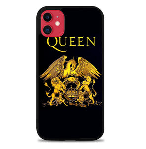 queen gold Z0260 iPhone 11 Pro Max Case