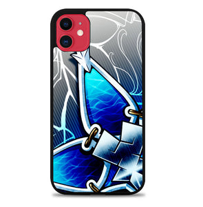 Kingdom Hearts Aqua Wayfinder Z0357 iPhone 11 Pro Max Case