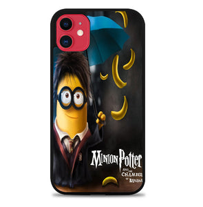 Minion Harry Potter Z0360 iPhone 11 Pro Max Case