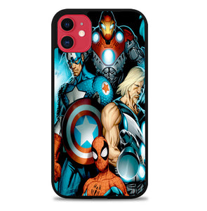 Ultimate SpiderMan Z0491 iPhone 11 Pro Max Case