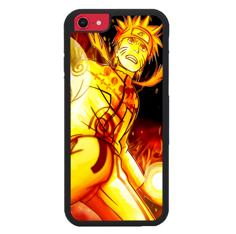 Kyubi Mode Naruto Shippuden Z1098 iPhone SE 2020 Case