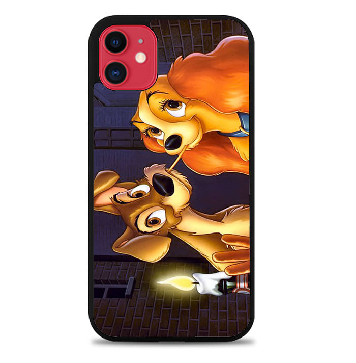 LADY AND TRAMP DISNEY Z1223 iPhone 11 Pro Max Case