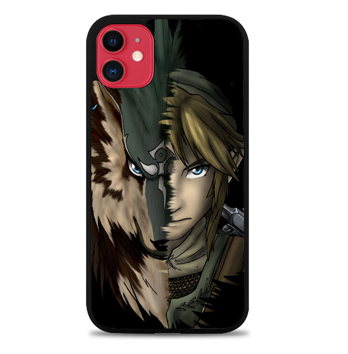ZELDA LINK WOLF TRIFORCE Z1233 iPhone 11 Pro Max Case