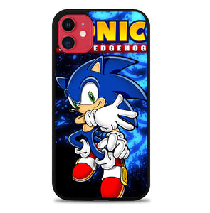 Sonic The Hedgehog  Z2243 iPhone 11 Pro Max Case
