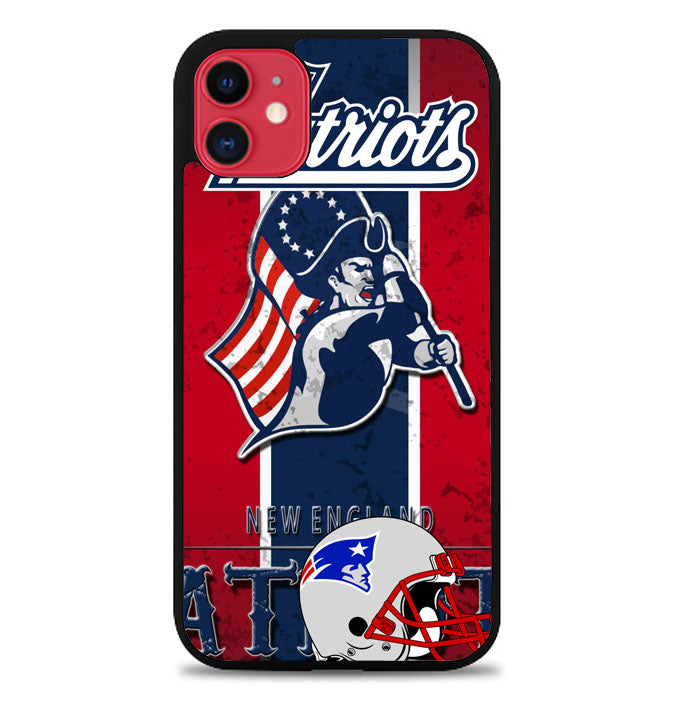 New England Patriots Z2997 iPhone 11 Pro Max Case