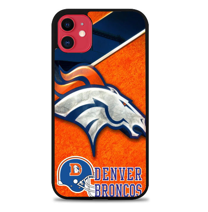 Denver Broncos Z3010 iPhone 11 Pro Max Case