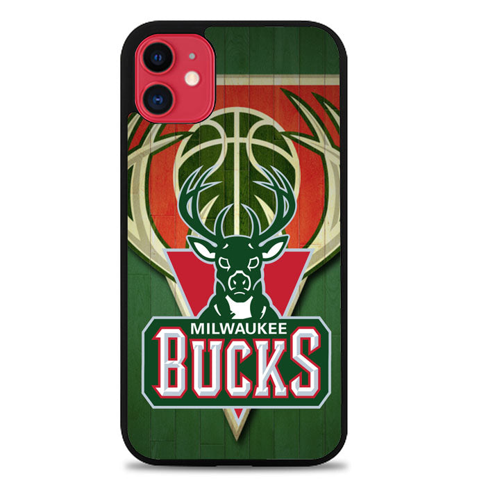 Milwaukee Bucks Z3037 iPhone 11 Pro Max Case