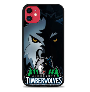 Minnesota Timberwolves Z3045 iPhone 11 Pro Max Case