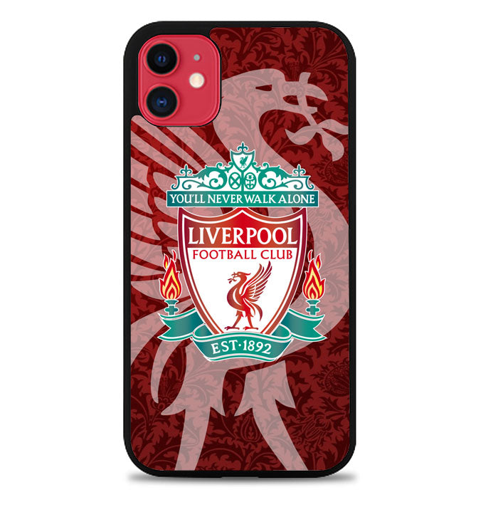 Liverpool Fc Z3071 iPhone 11 Pro Max Case