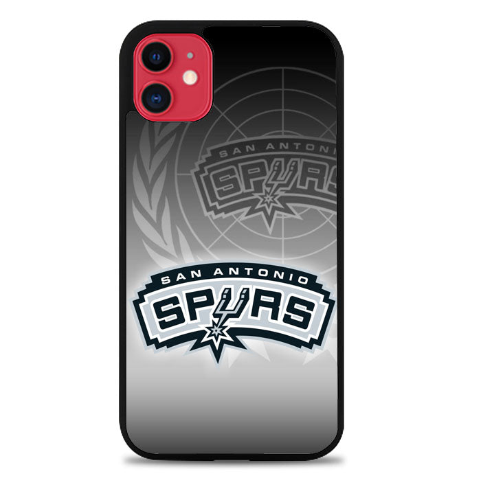 San Antonio Spurs Z3181 iPhone 11 Pro Max Case
