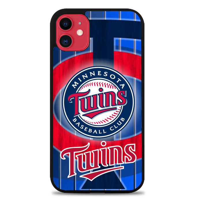 Minnesota Twins Z3185 iPhone 11 Pro Max Case