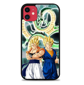 Vegito And Gogeta Z3287 iPhone 11 Pro Max Case