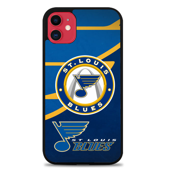 St Louis Blues Z3363 iPhone 11 Pro Max Case