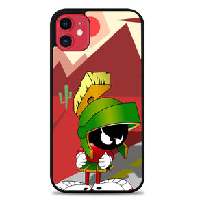looney tunes marvin the martian Z3510 iPhone 11 Pro Max Case
