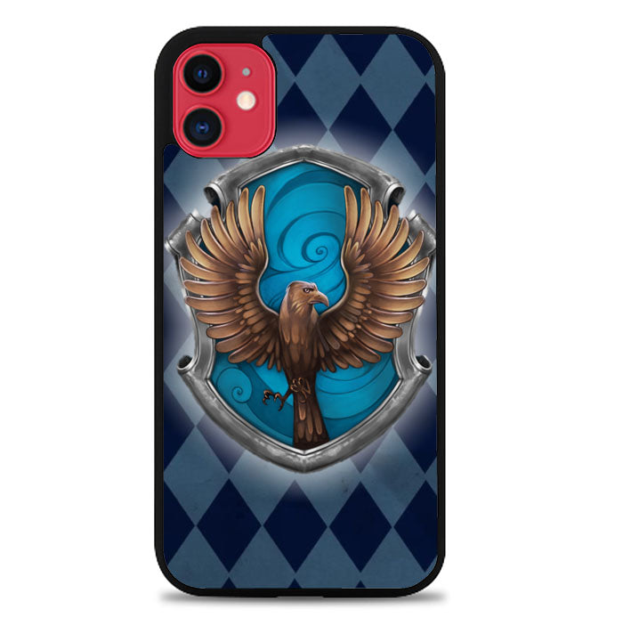 Ravenclaw Harry Potter logo Z3531 iPhone 11 Pro Max Case