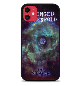 avenged sevenfold the stage  Z4091 iPhone 11 Pro Max Case