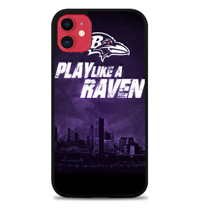 Baltimore Ravens Z4143 iPhone 11 Pro Max Case