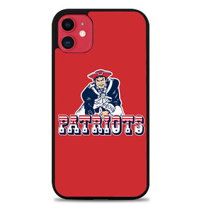 New England Patriots Z4150 iPhone 11 Pro Max Case