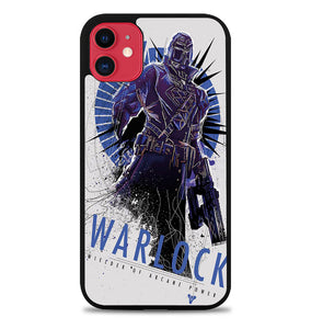 Destiny Warlock Poster Z4225 iPhone 11 Pro Max Case