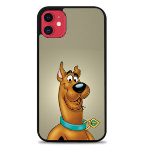 scooby doo face Z4301 iPhone 11 Pro Max Case