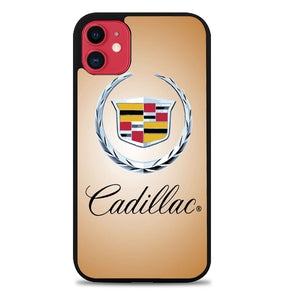 Cadillac Logo Z4352 iPhone 11 Pro Max Case