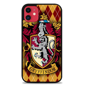 harry potter logo gryffindor Z4393 iPhone 11 Pro Max Case